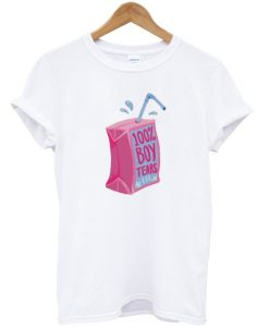 100% boy tears tshirt