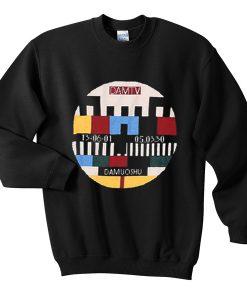 DAMTV sweatshirt