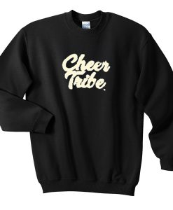 cheer tribe sweatshirt