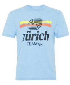 zurich team 98 tshirt