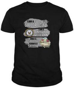 i am a sailor tshirt