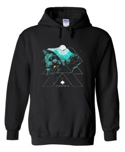 i'm coming home ace hoodie