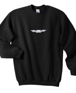 belt sweatshirt