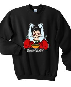 astro boy blazed sweatshirt