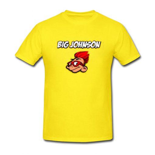 big johnson tshirt