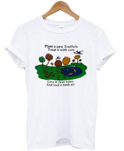 plant a new truffula t-shirt