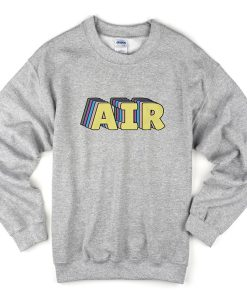 air sweatshirt