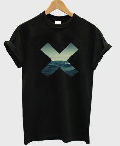 mountain x t-shirt