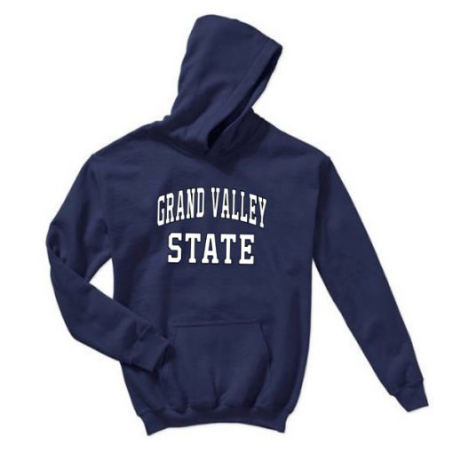 grand valley state hoodie