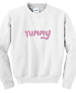yummy sweatshirt